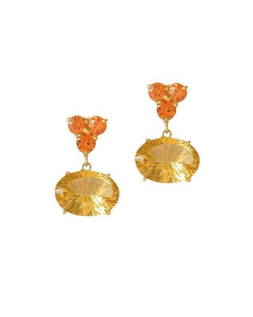 Alexandra Alberta - Multicolor Sunset Earrings - Lyst