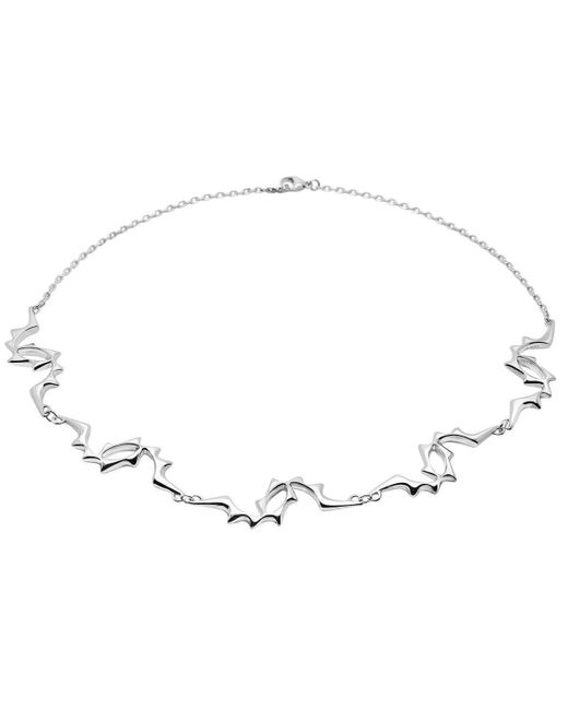 Julie Nicaisse Jewellery - Metallic Nebula Choker Necklace - Lyst