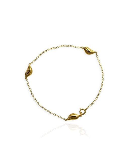 Jana Reinhardt Jewellery - Multicolor Tiny Golden Sparrow Bracelet - Lyst