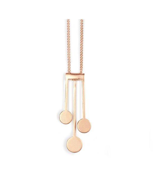 Pargo Jewelry - Multicolor Mira Necklace-3r - Lyst