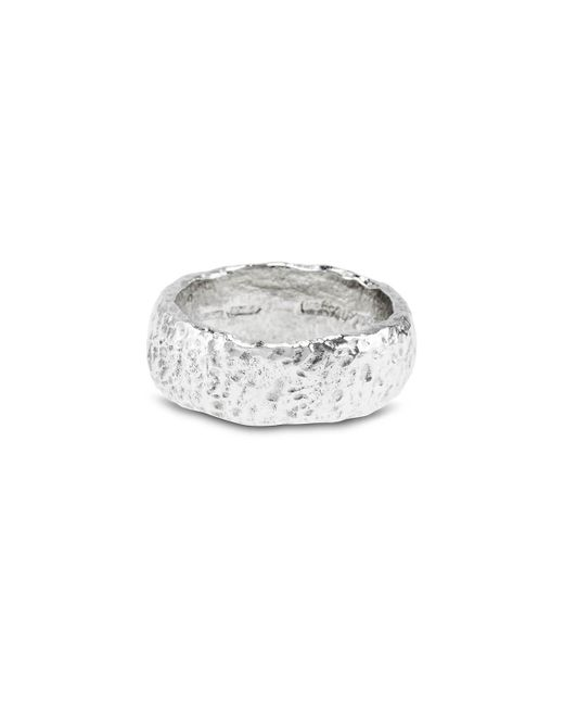 Paul Magen - Metallic Sterling Silver Men's Duco Ring | - Lyst
