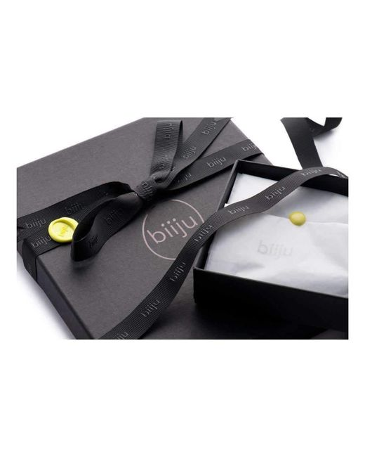 Biiju - Black Rainbow Egg Box Ring Duet - Lyst