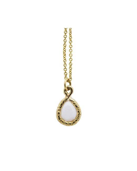 Susan Wheeler Design - Metallic Cocholong Necklace - Lyst