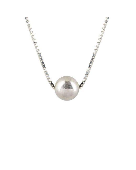 VERA VEGA - Multicolor Rocket Pearl Necklace - Lyst