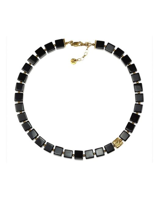 Sima Vaziry - Multicolor Gateway Onyx Necklace - Lyst