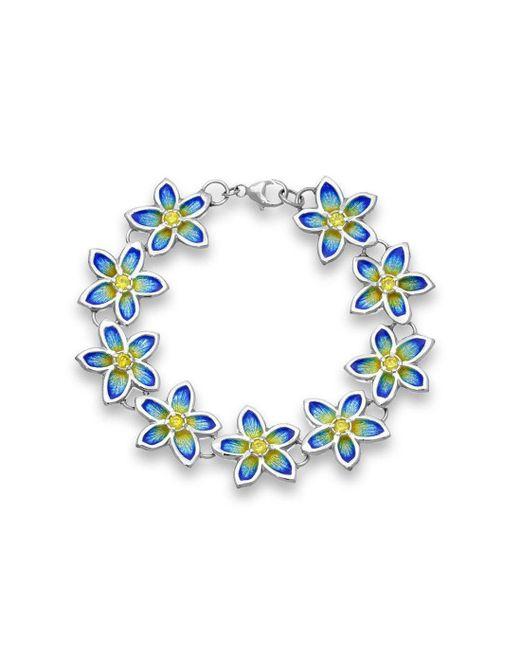 ORTAK - Blue Happy Valley Bracelet - Lyst