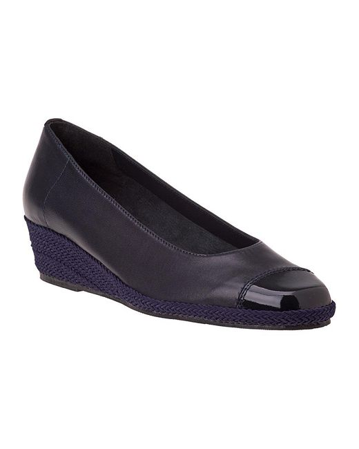 Sesto Meucci | Blue 1323 Navy Leather | Lyst