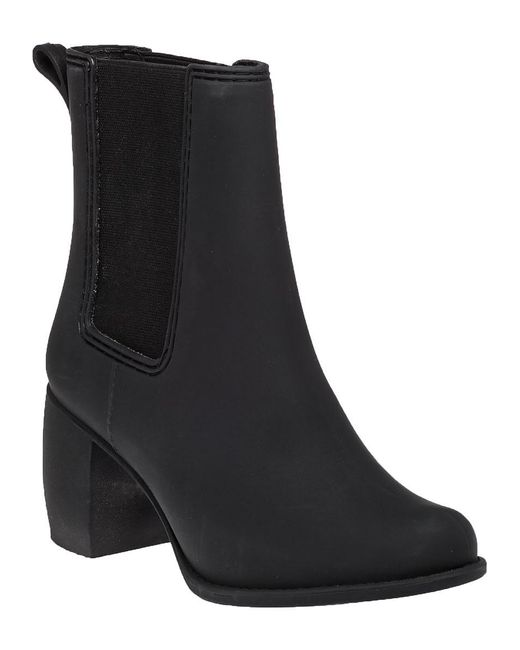 Jeffrey Campbell - Black Clima Rubber Rainboots - Lyst
