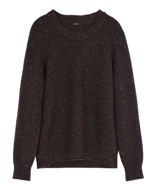 Jil Sander | Brown Knitwear for Men | Lyst