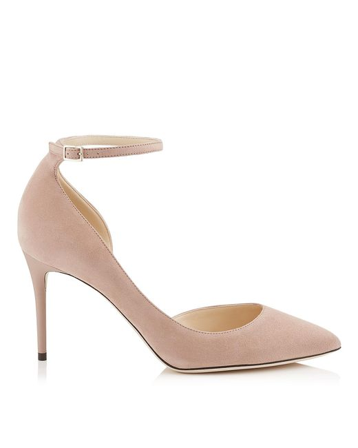 Jimmy Choo | Pink Lucy 85 | Lyst