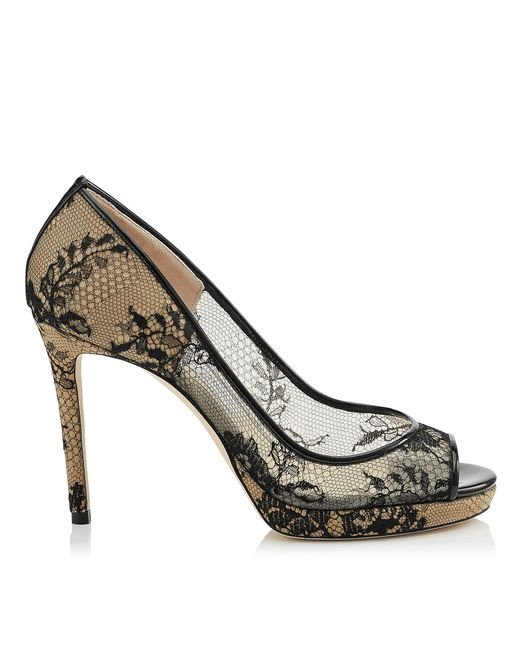 b447fc5cd07b jimmy choo lace pumps flowers - Ecosia