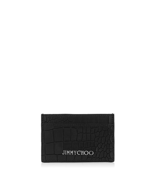 Jimmy Choo | Black Dean for Men | Lyst