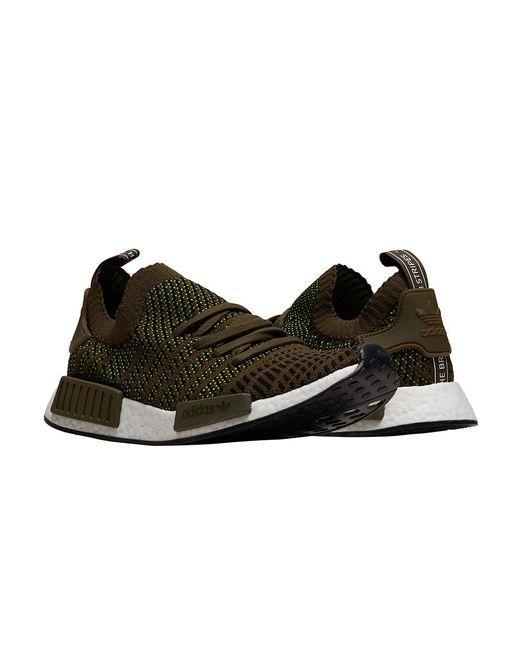 a88fef4cf ... Adidas - Black Nmd R1 Stlt Pk for Men - Lyst