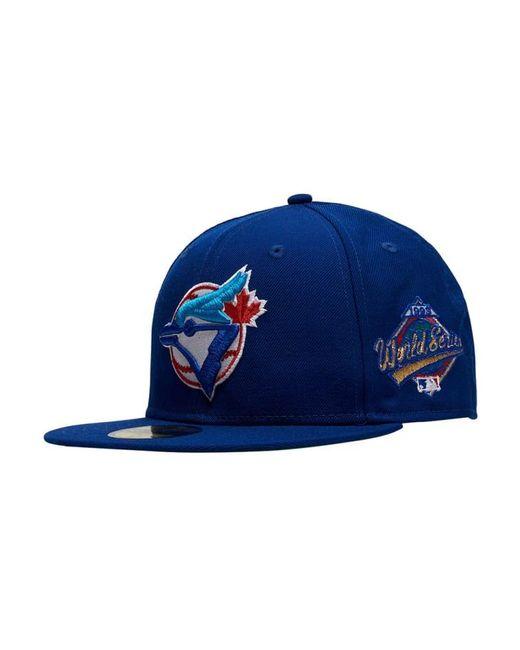 wholesale dealer 7190d 85010 KTZ - 93 Toronto Blue Jays Fitted for Men - Lyst ...