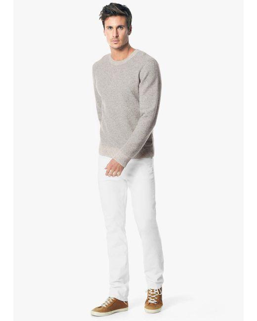 Joe's Jeans | White The Brixton for Men | Lyst