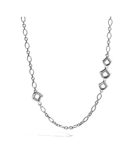 John Hardy | Metallic Naga Link Necklace | Lyst