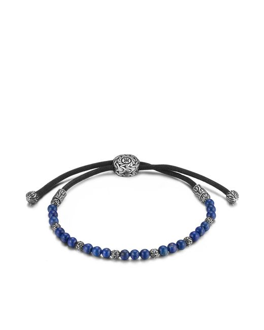 John Hardy | Blue Classic Chain Bead Bracelet With Lapis | Lyst
