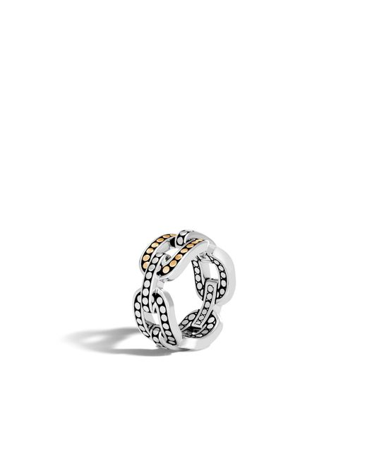 John Hardy | Multicolor Dot Band Ring | Lyst