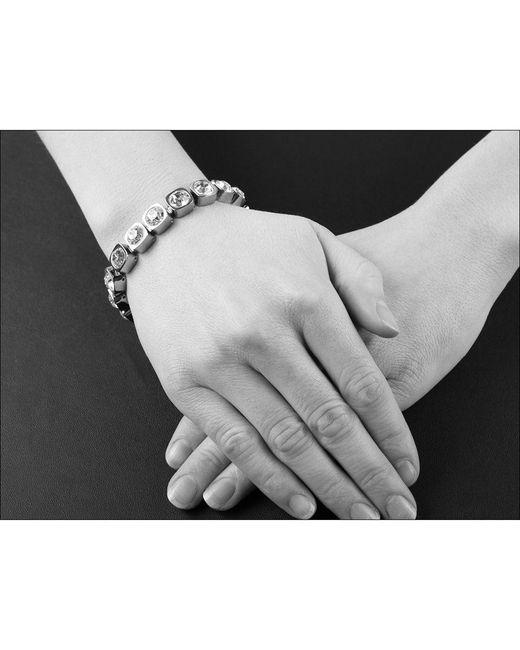 John Lewis - Metallic Dyrberg/kern Conian Gold Single Crystal Bracelet - Lyst