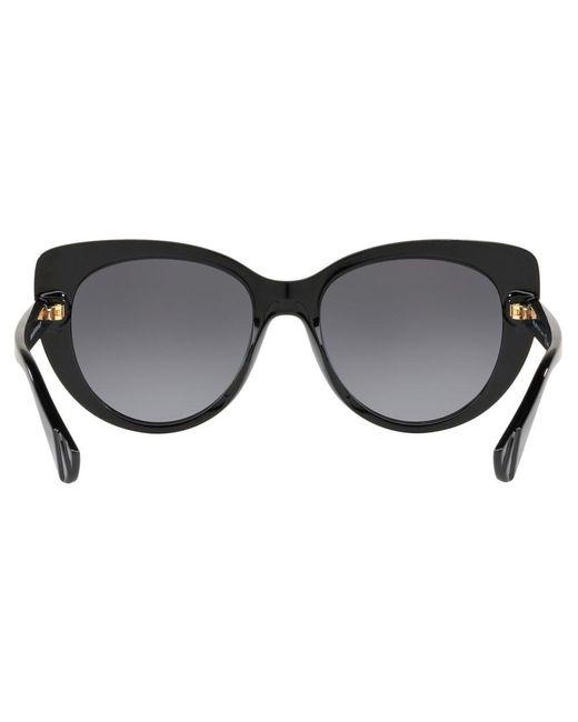 b7e2509786 ... Ralph Lauren - Black Ralph Ra5243 Women s Polarised Cat s Eye Sunglasses  ...