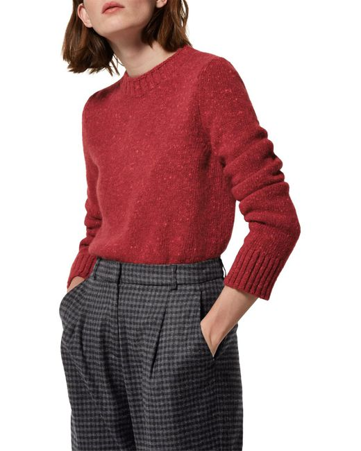 Toast | Multicolor Wool Cashmere Knit Jumper | Lyst