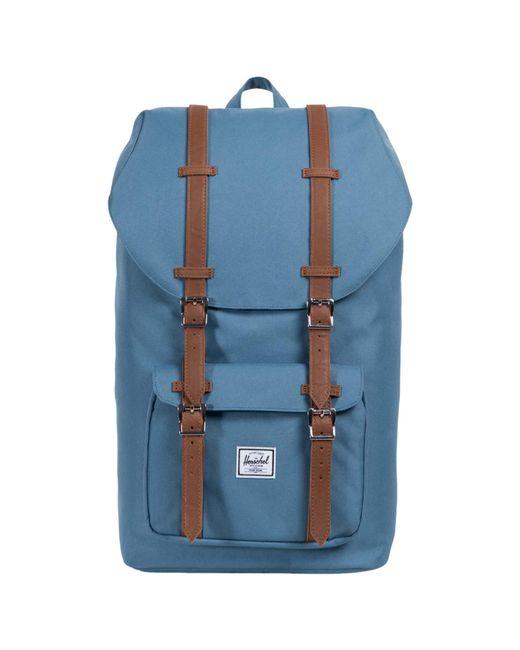Herschel Supply Co. | Blue Little America Backpack for Men | Lyst