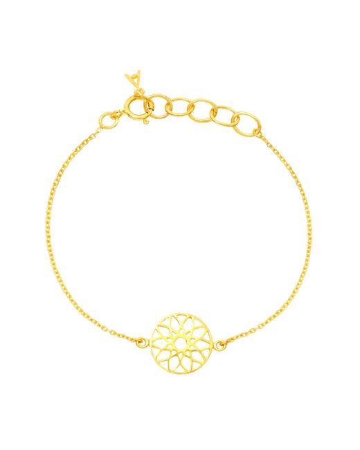 Auren | Metallic Dreamcatcher Bracelet | Lyst