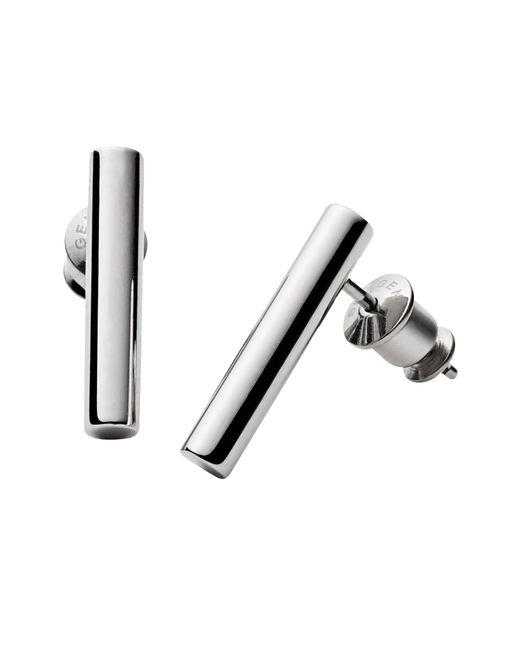 Skagen | Metallic Amalie Linear Stud Earrings | Lyst