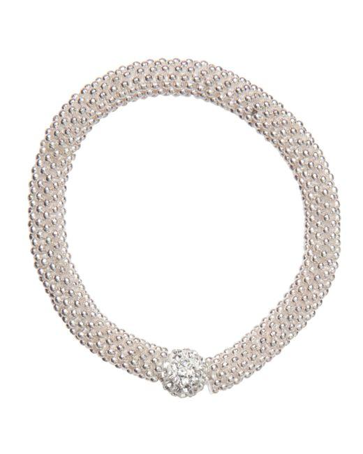 John Lewis - Metallic Effervescent Glass Bracelet - Lyst