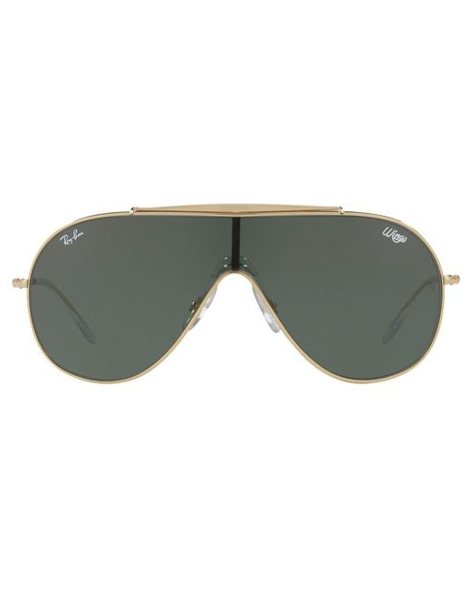 d98aaff98d3 ... Ray-Ban - Multicolor Rb3597 Unisex Aviator Sunglasses for Men - Lyst ...