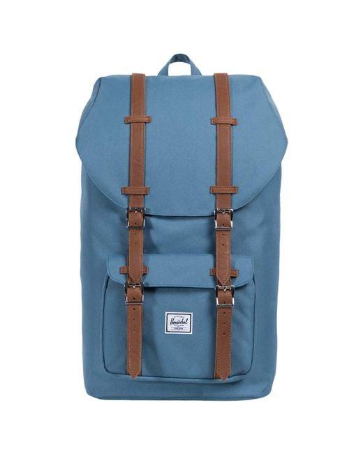 Herschel Supply Co. - Blue Little America Backpack for Men - Lyst
