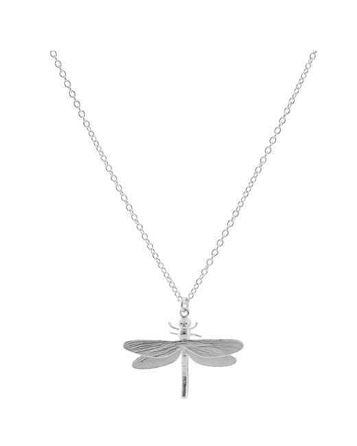 Alex Monroe - Metallic Dragonfly Pendant Necklace - Lyst