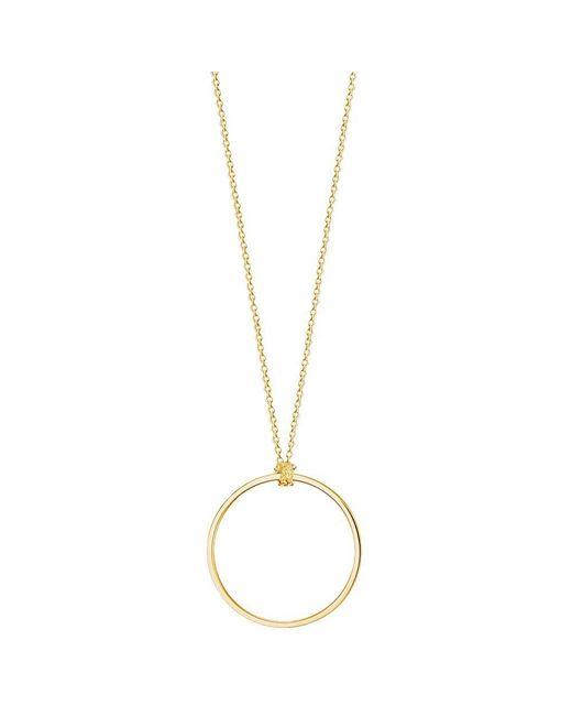 Thomas Sabo - Metallic Long Minimal Charm Necklace - Lyst