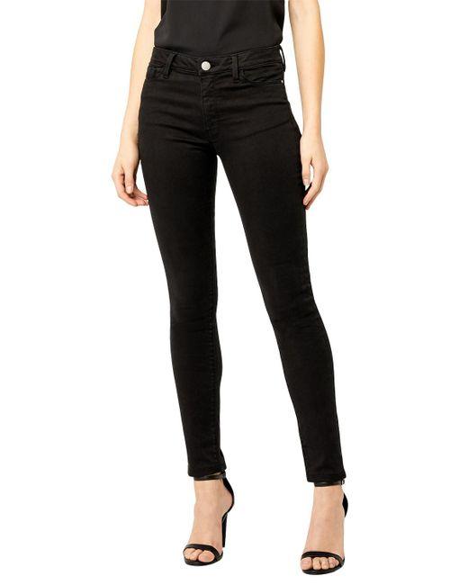 Warehouse | Black Powerhold Skinny Jeans | Lyst