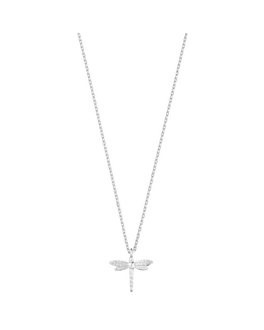 Estella Bartlett | Metallic Dragonfly Pendant Necklace | Lyst