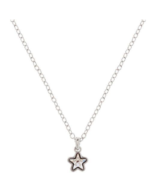 Ted Baker | Metallic Cathlyn Swarovski Crystal Star Necklace | Lyst