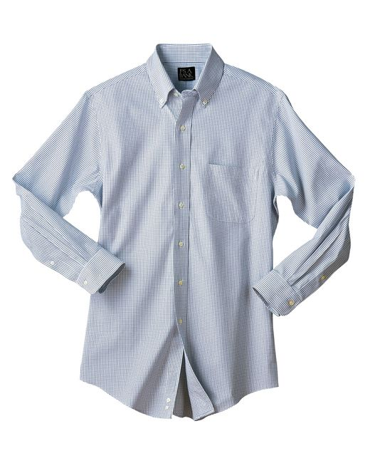 jos a bank traveler collection tailored fit button down ForJoseph Banks Dress Shirts