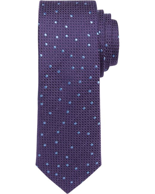 Jos. A. Bank   Purple 1905 Collection Dot Tie for Men   Lyst