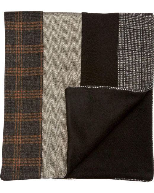 Jos. A. Bank | Black Multi-panel Scarf Clearance | Lyst