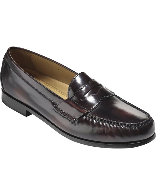 Jos. A. Bank   Red Pinch Grand Penny Shoe By Cole Haan for Men   Lyst