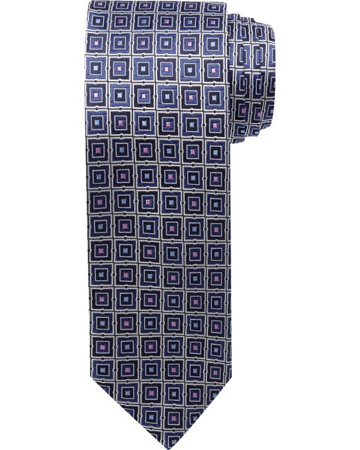 Jos. A. Bank | Blue Reserve Collection Triple Squares Tie for Men | Lyst
