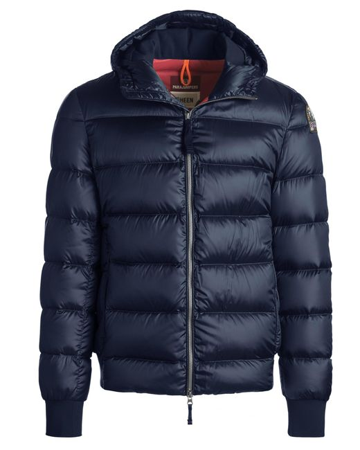 Parajumpers - Blue Lightweight Pharrell Down Jacket for Men - Lyst