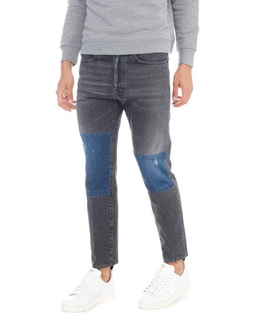 Golden Goose Deluxe Brand - Black 'up' Jeans for Men - Lyst
