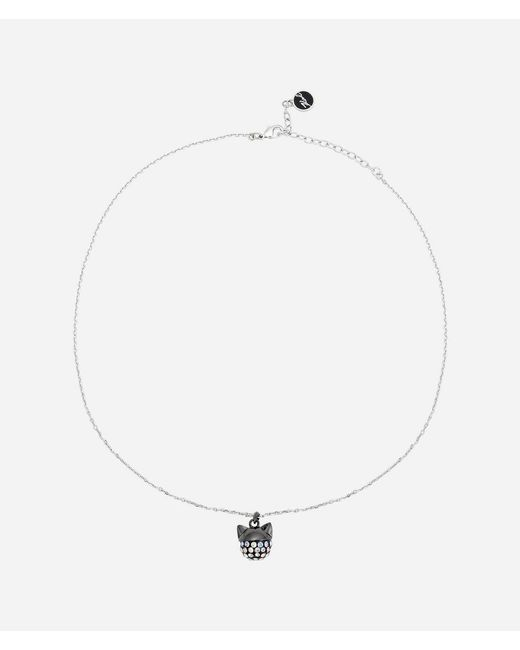 Karl Lagerfeld - Multicolor Necklace Cry Choupette Rainbow - Lyst