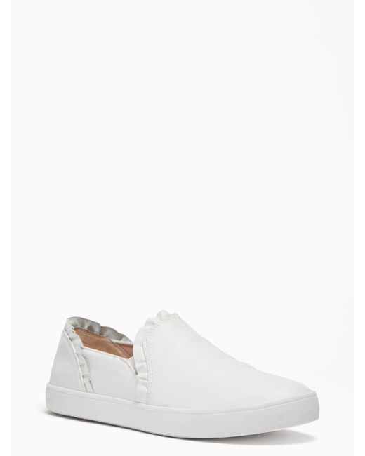 Kate Spade - White Lilly Sneakers - Lyst