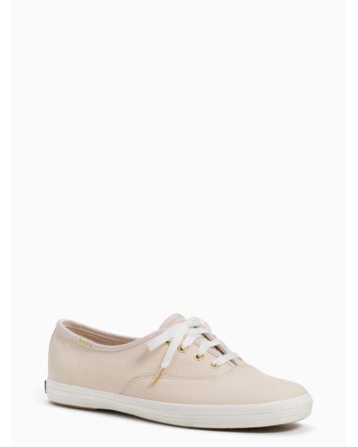 Kate Spade - Pink Keds X Kick Sneakers - Lyst