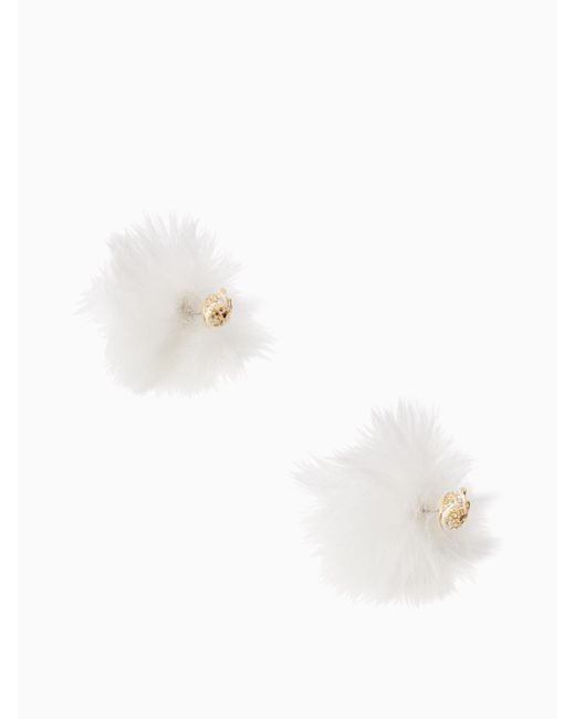 Kate Spade | Multicolor Star Bright Owl Reversible Earrings | Lyst