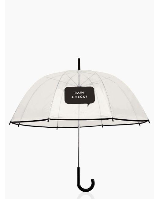 Kate Spade | Multicolor Rain Check? Umbrella | Lyst