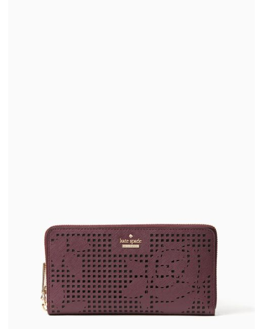 Kate Spade - Multicolor Cameron Street Perforated Lacey - Lyst