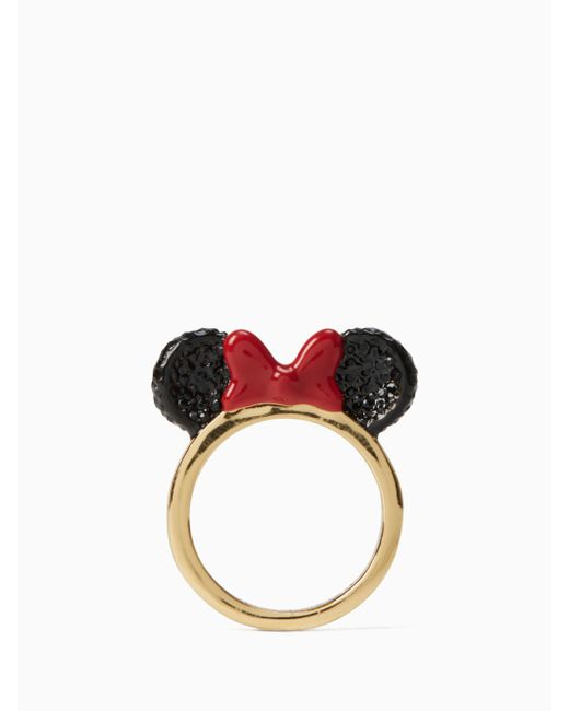 Kate Spade | Red For Minnie Mouse Ring | Lyst